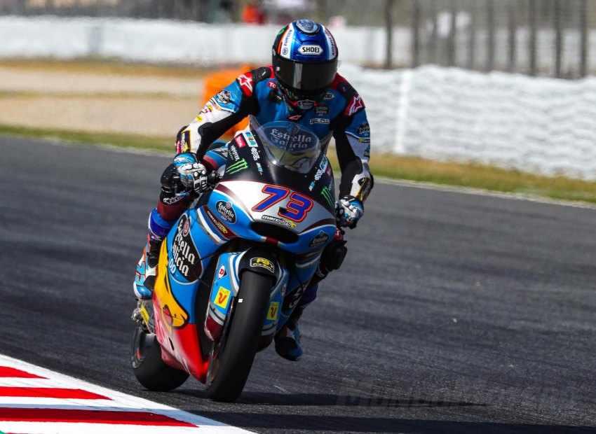 Alex Marquez Moto2 2017
