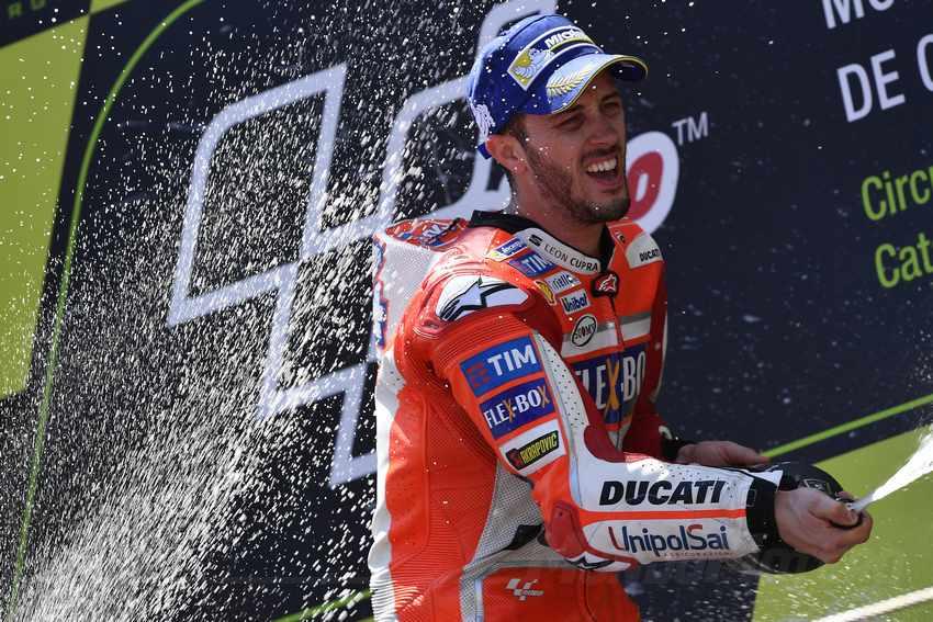 Andrea Dovizioso MotoGP 2017
