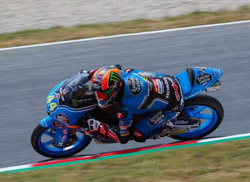 Aron Canet Moto3 2017