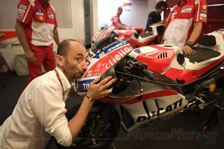 Ducati MotoGP Catalunya 2017