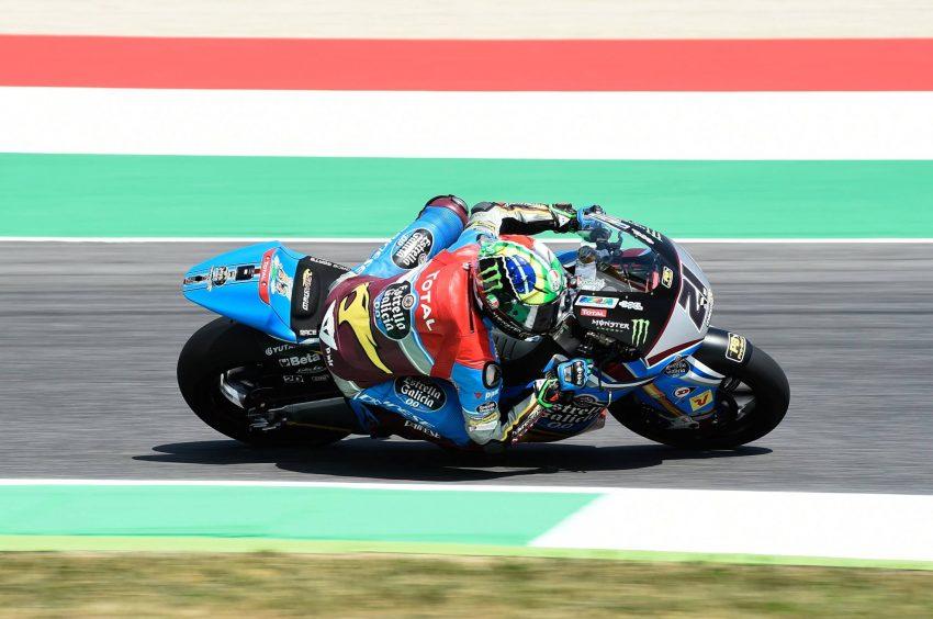 Franco Morbidelli Moto2 2017