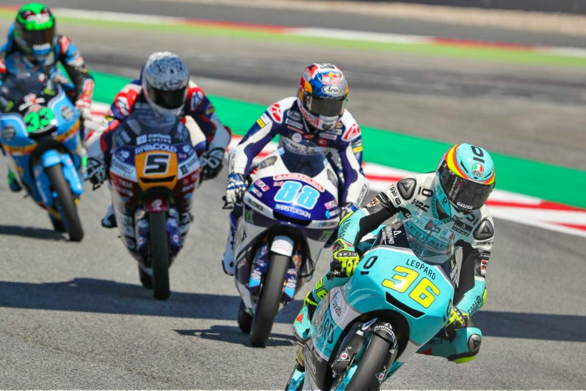 GP de Holanda de Moto3 2017