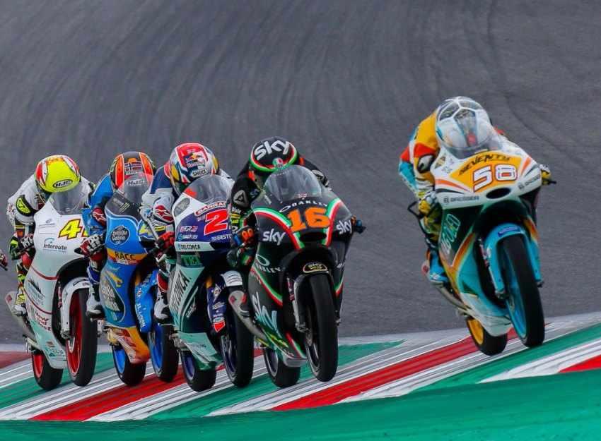 Andrea Migno logró la victoria en la carrera del año pasado