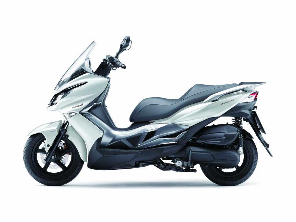 Kawasaki J125 2017 opiniones