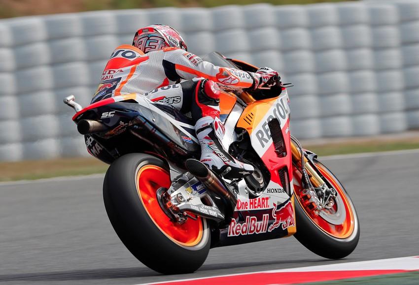 Marc Marquez MotoGP 2017 GP Catalunya