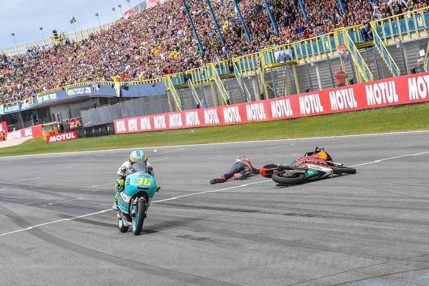 Joan Mirr -Moto3 2017 - GP Holanda - Assen