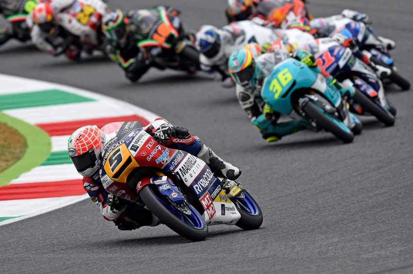 Moto3 GP Catalunya 2017