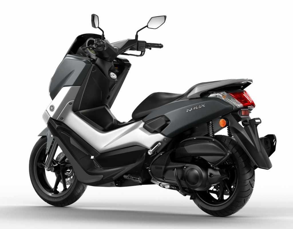 Nuevo Yamaha NMAX 125 2018