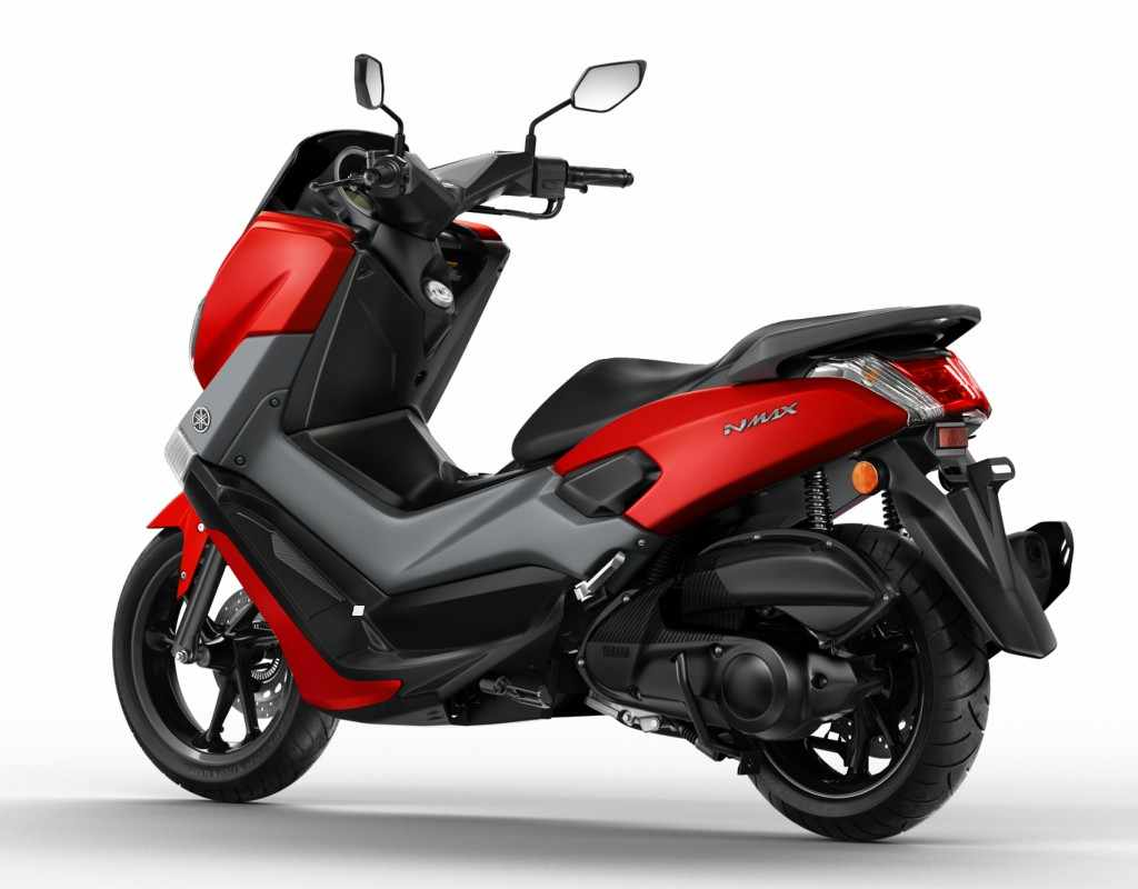yamaha nmax 125 2018 precio ficha t cnica opiniones y prueba. Black Bedroom Furniture Sets. Home Design Ideas