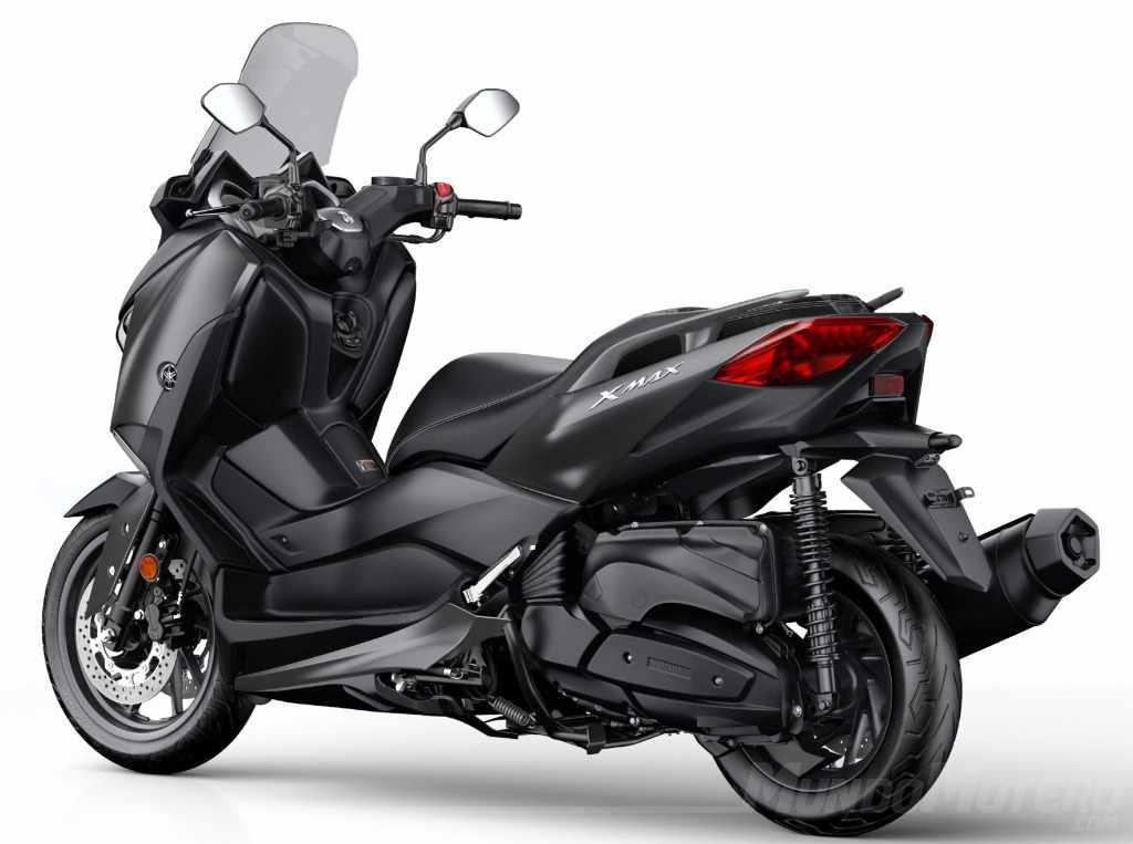 Yamaha X Max  Precio