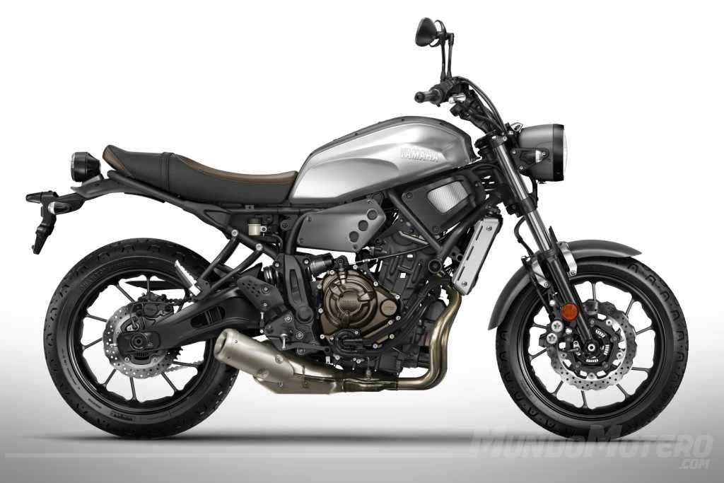 Yamaha XSR 700 2018