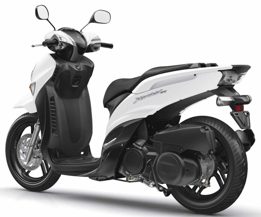 Yamaha Xenter 125 Opiniones