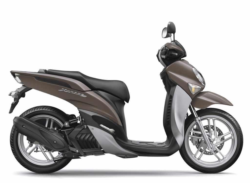 Yamaha Xenter 125 precio