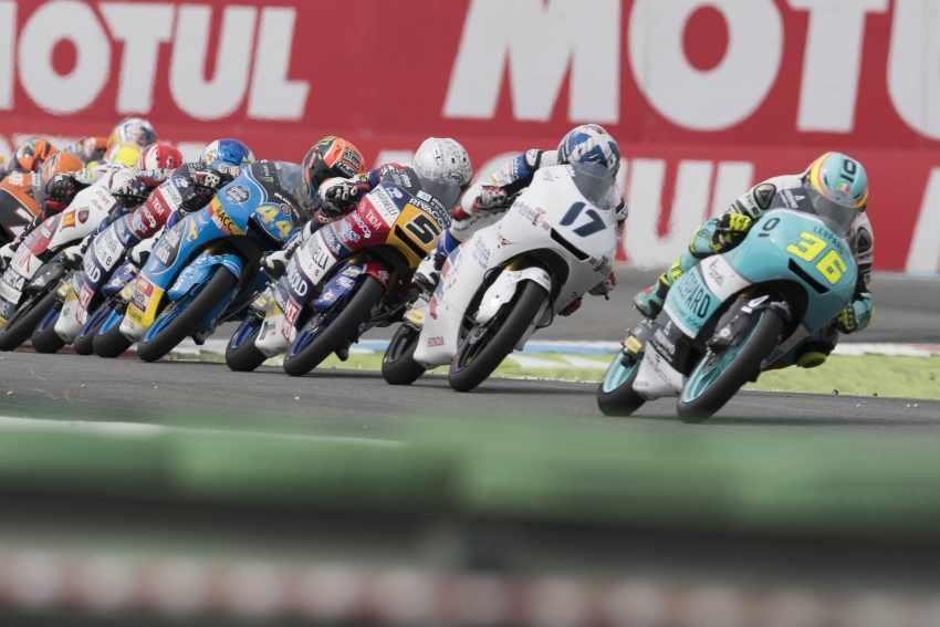 GP República Checa Moto3 2017
