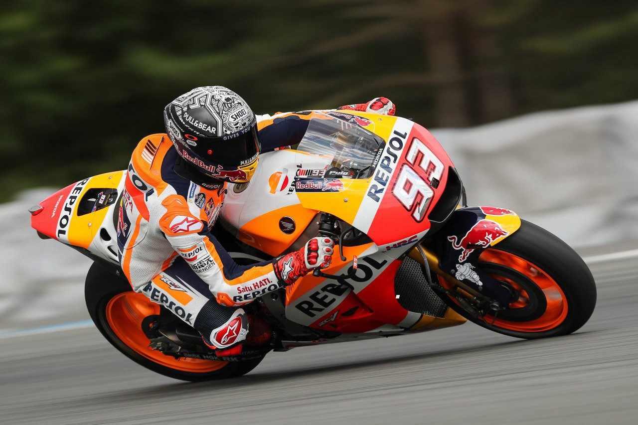 GP Republica Checa MotoGP 2017 - Marc Marquez