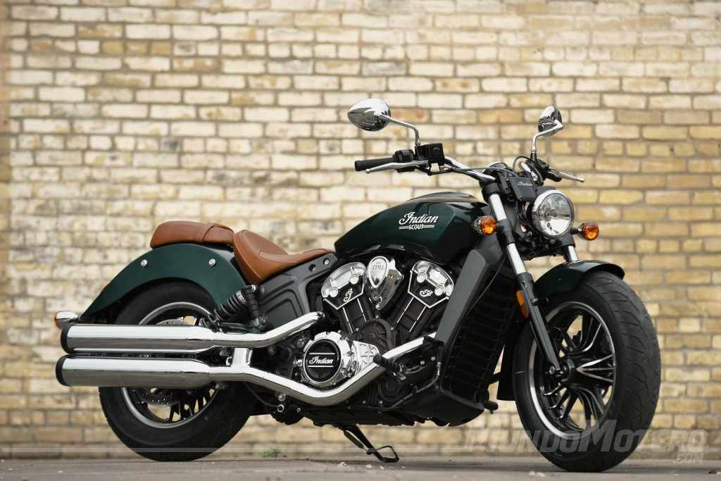 Nueva Indian Scout