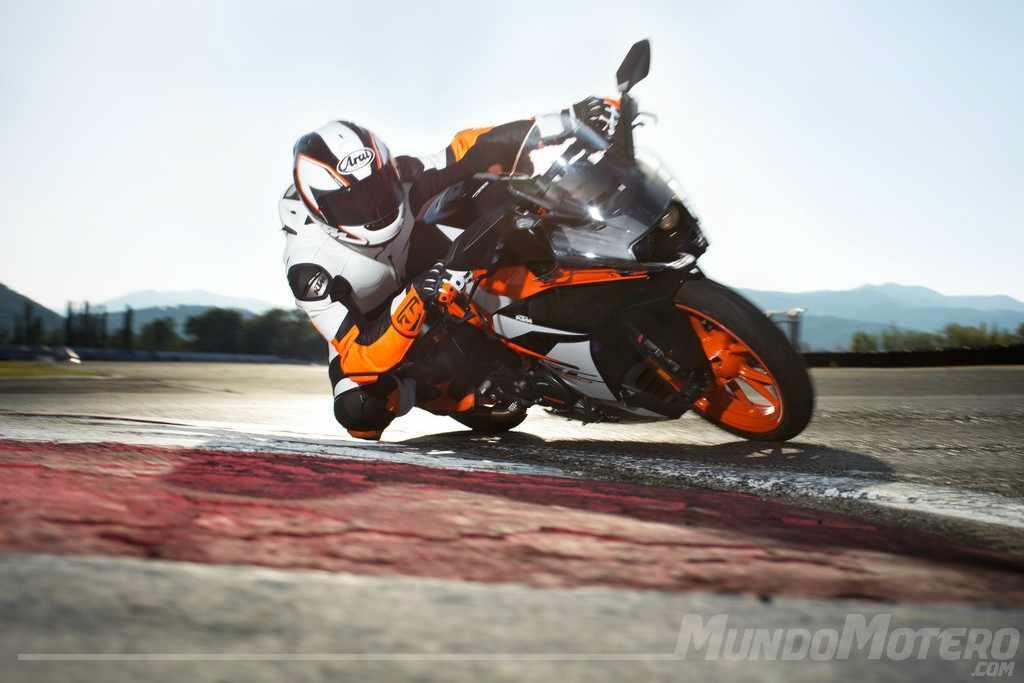 Novedades motos KTM RC 390