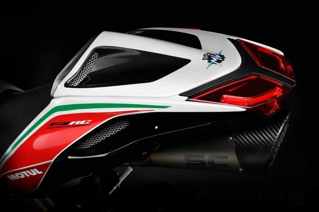 MV Agusta F4 RC 2018 | Precio, Ficha Tecnica, Opiniones y ...