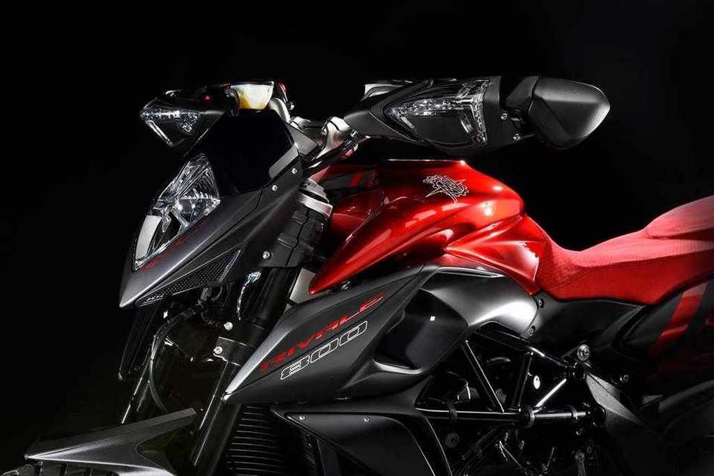 Novedades Motos MV Agusta Rivale 800 2018