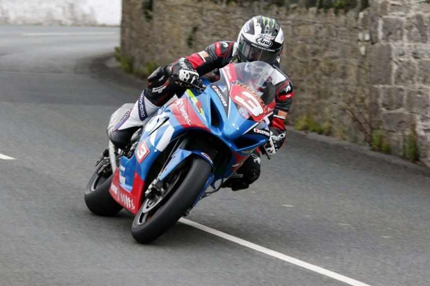 Michael Dunlop Southern 100 2017