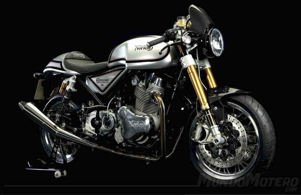 Norton Commando 961 Café Racer