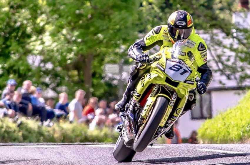Raul Torras TT 2017