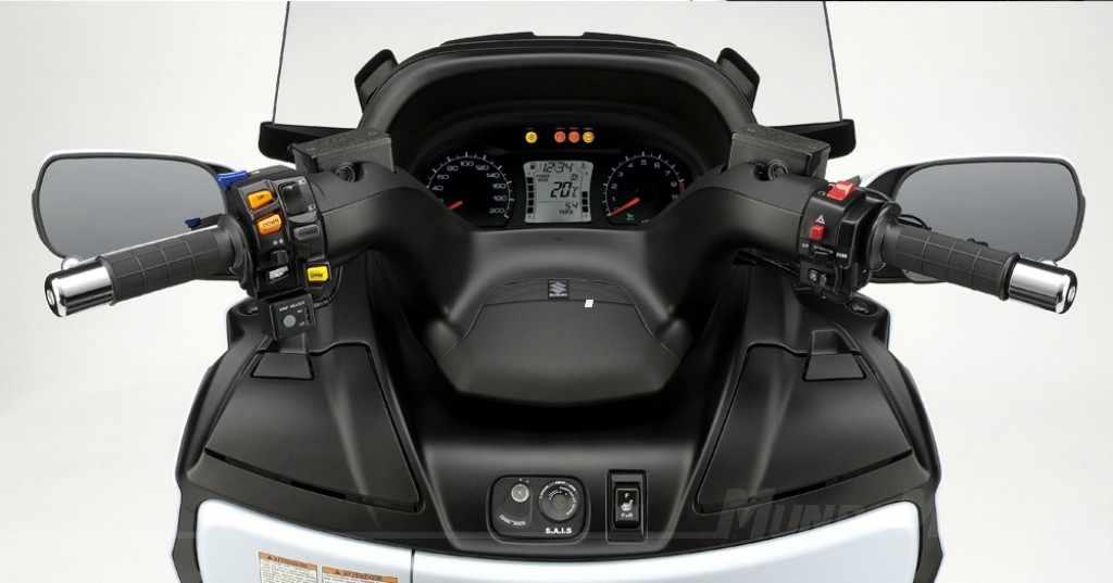 Suzuki Burgman 650 2018 Executive | Precio, Ficha Tecnica ...