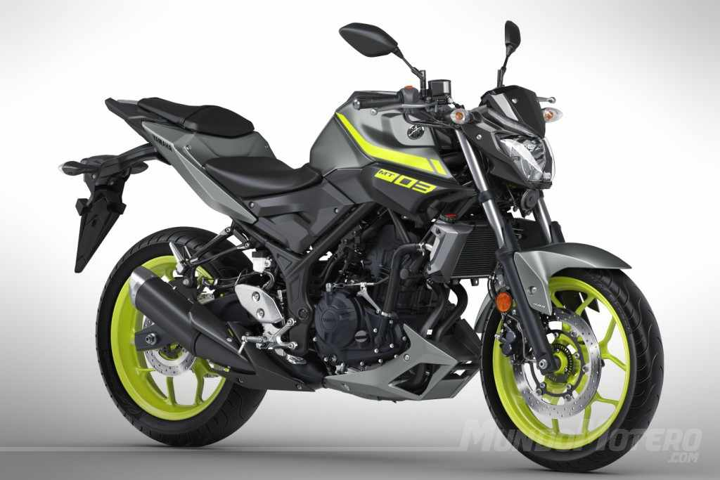 Yamaha Mt 03 2018 Precio Ficha Tecnica Opiniones Y Prueba