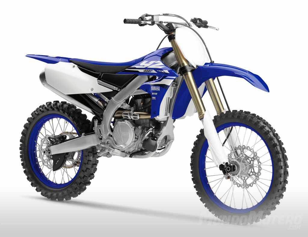 Nueva Yamaha YZ450F 2018
