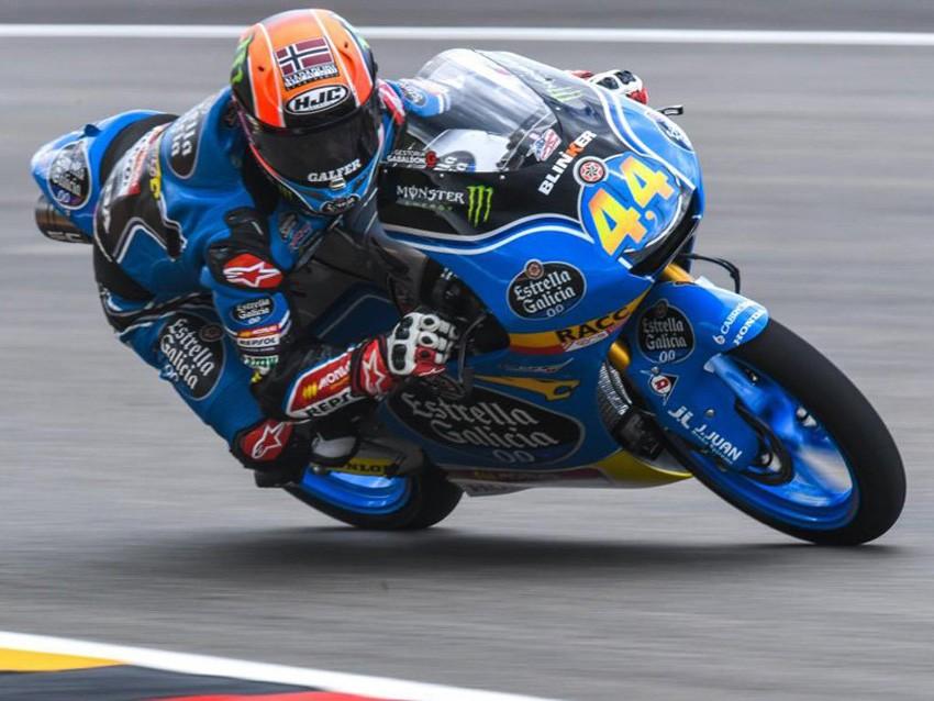 Aaron Canet Moto3 2017