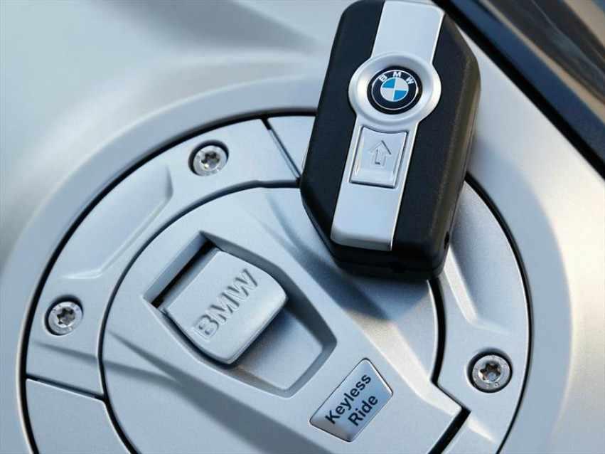 Llave electrónica para moto - Keyless ride
