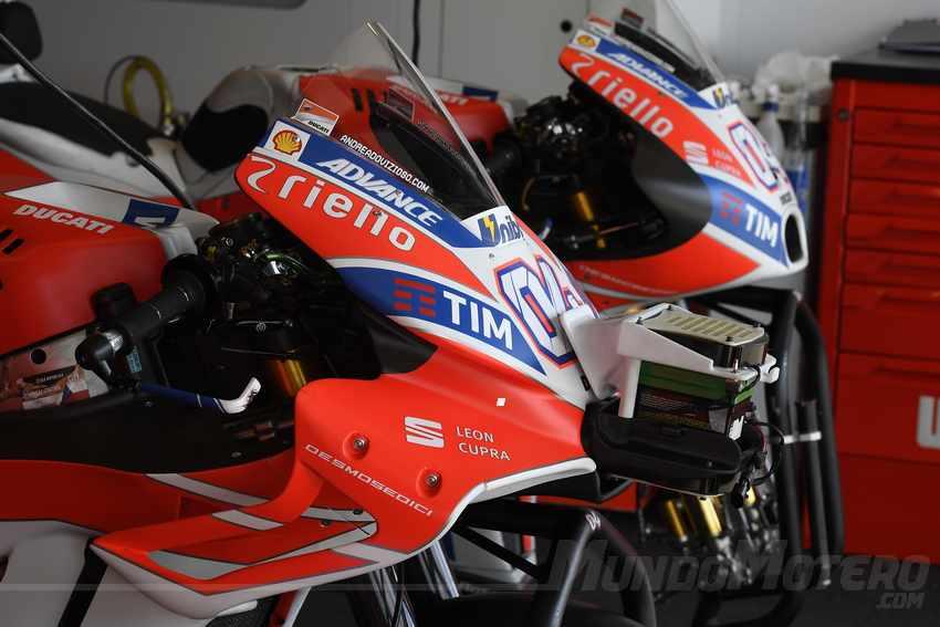 Ducati MotoGP GP17