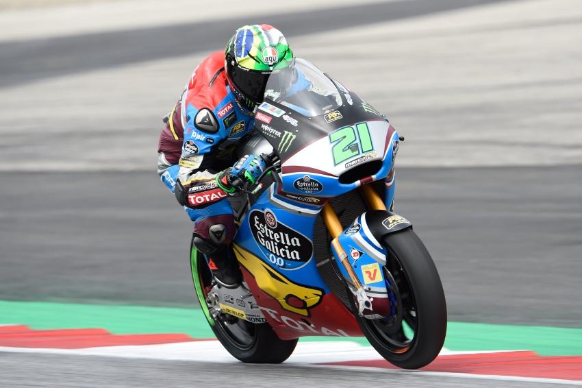 Franco Morbidelli - Campeón del Mundo de Moto2 2017