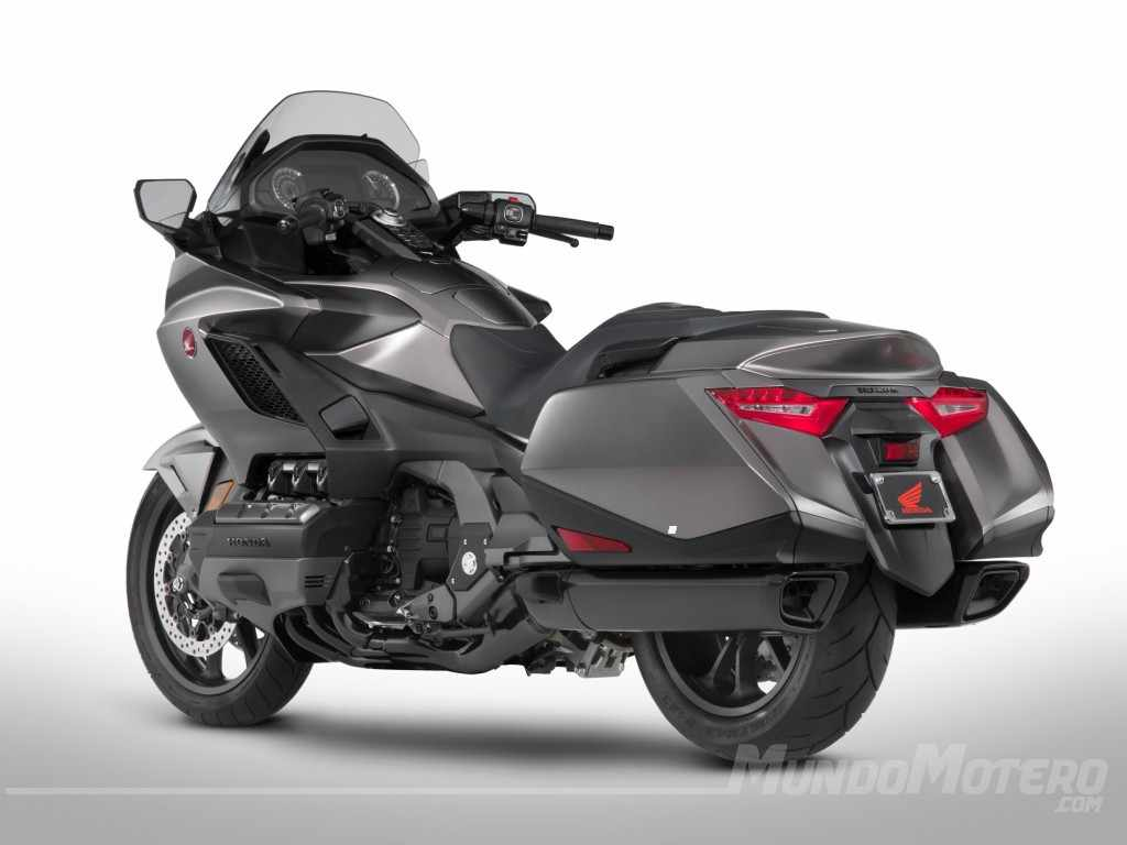 Honda Forza 250 2018 >> Honda GL1800 Gold Wing 2018 | Precio, Ficha Tecnica y Opiniones
