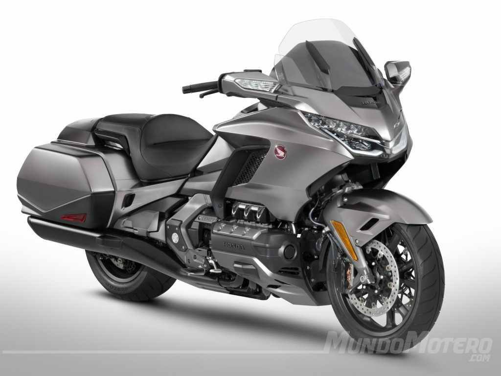honda gl1800 gold wing 2018 precio ficha tecnica y opiniones. Black Bedroom Furniture Sets. Home Design Ideas