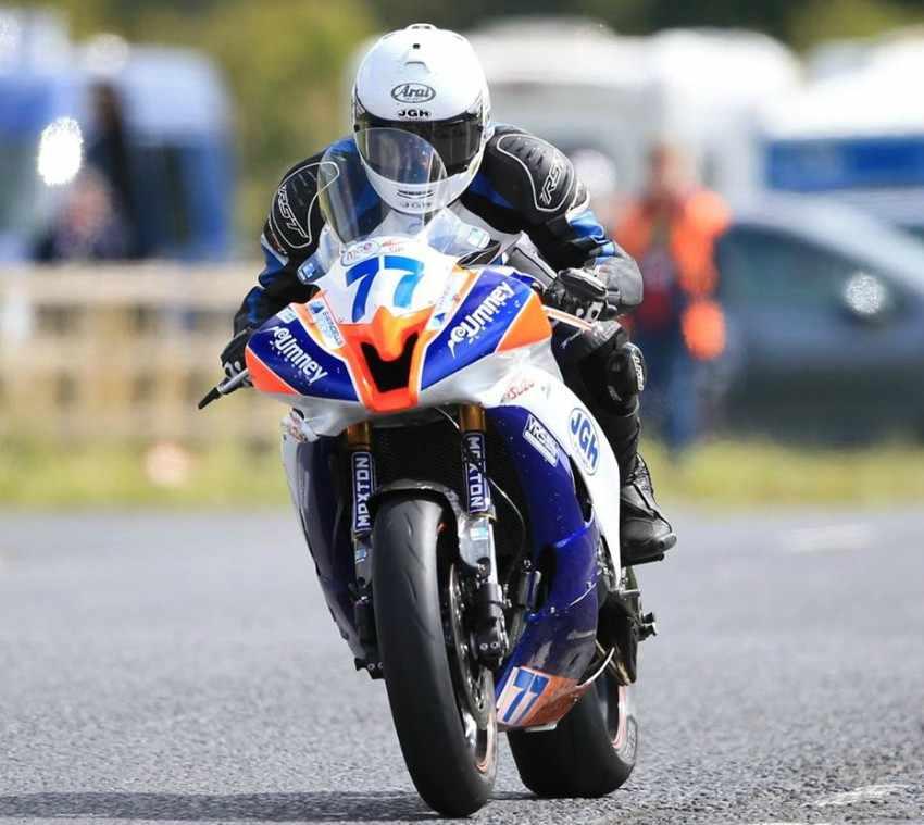 Ulster Grand Prix 2017 - Jamie Hodson fallece en la Drundod 150