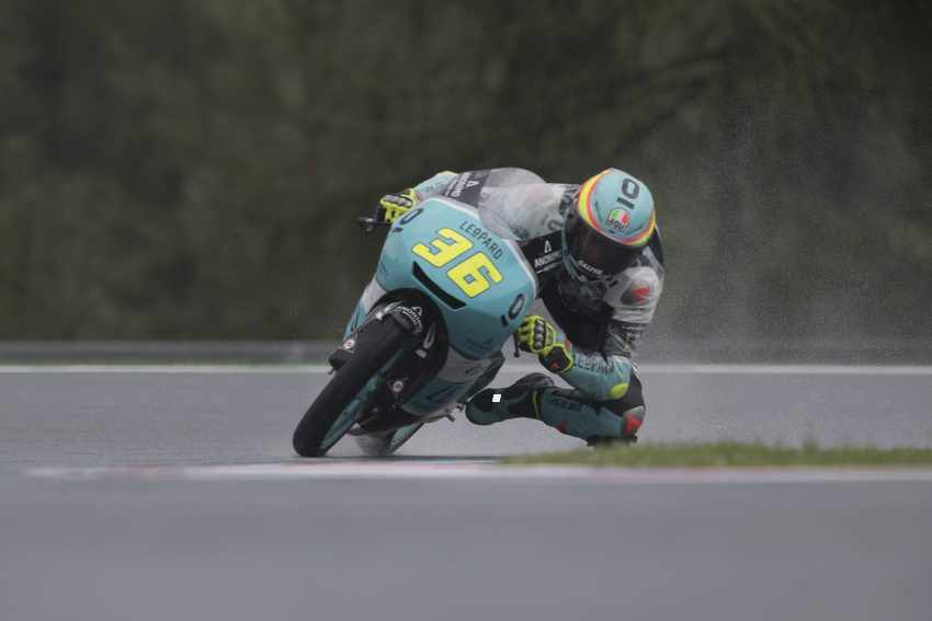 Joan Mir Moto3 Brno 2017