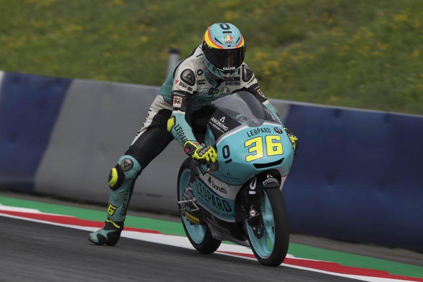 GP Austria Moto3 2017 - Joan Mir