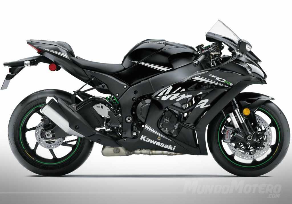 Kawasaki Ninja Rr  Se