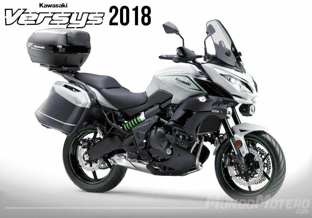 Motos Kawasaki Chile
