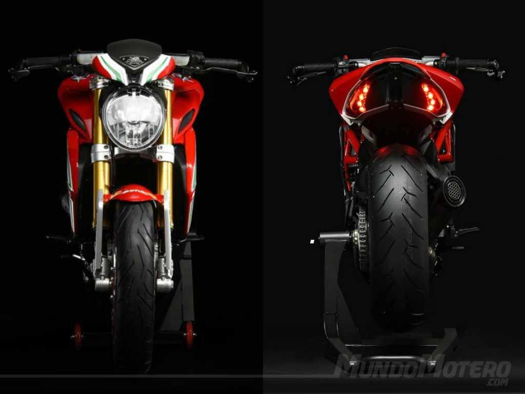 motos nuevas MV Agusta Brutale Dragster 800 RC 2018