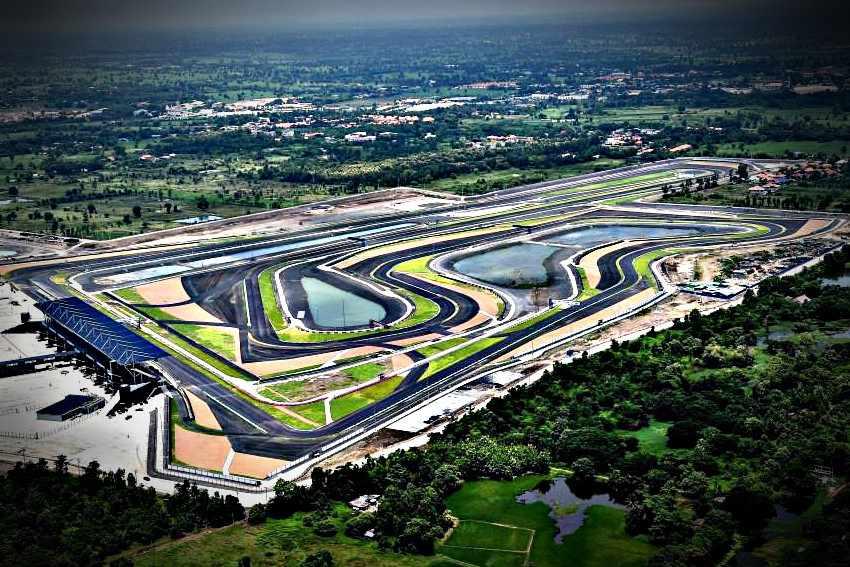 El GP de Tailandia de MotoGP, pospuesto por el coronavirus