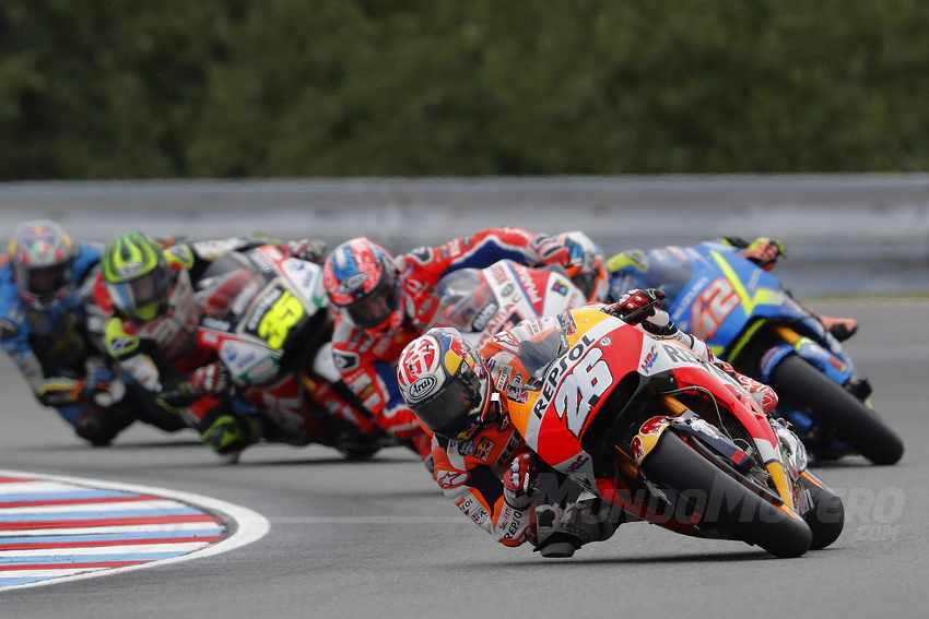 MotoGP Brno 2017 - Dani Pedrosa