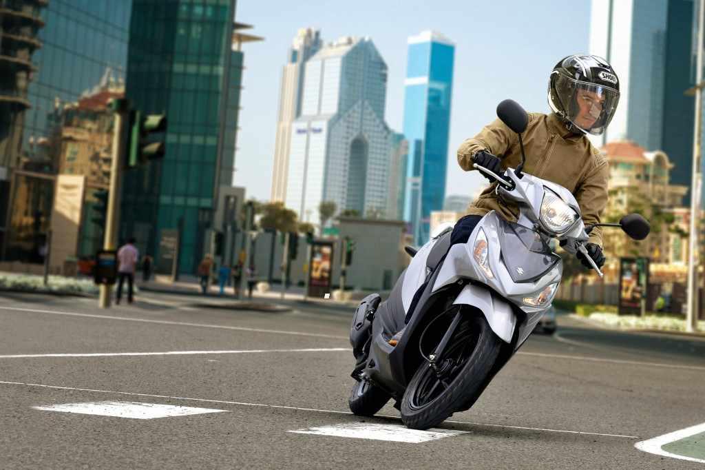 Suzuki Address 110 opiniones
