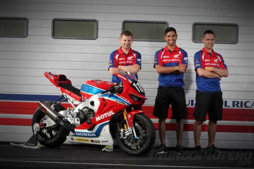 Honda Endurance Racing - Yonny Hernandez