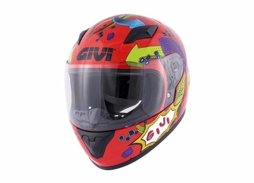 cascos de moto para niños pequeños