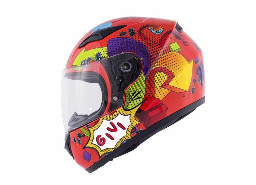 cascos para moto para niños