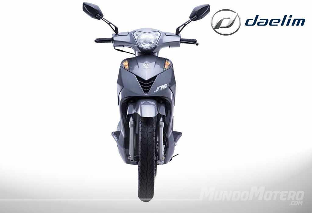 Nuevo scooter rueda alta Daelim S16 125