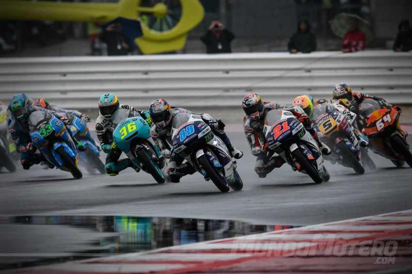 GP Misano Moto3 2017