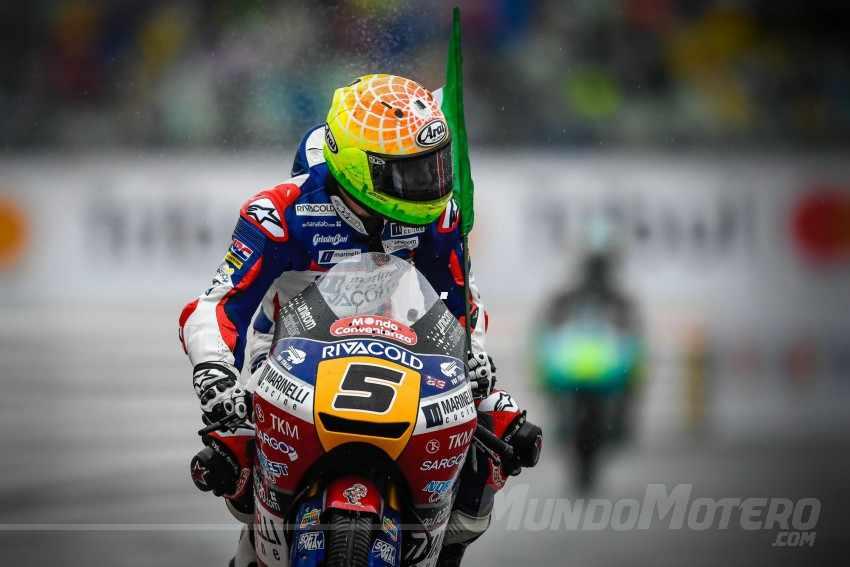 GP San Marino Moto3 2017 - Romano Fenati
